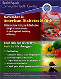 November is American Diabetes Month
